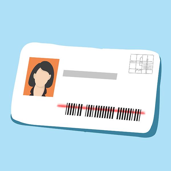 Studentcard Barcode