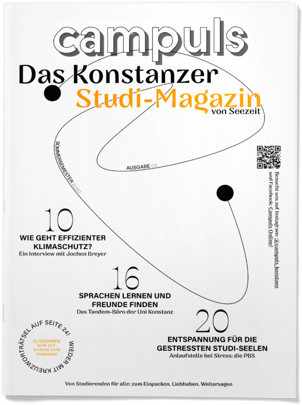 Campuls-Cover Sommersemester Ausgabe 1