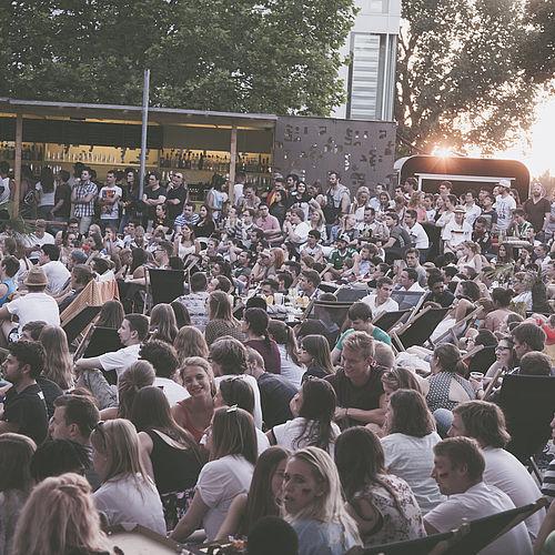 Strandbar Konstanz Event
