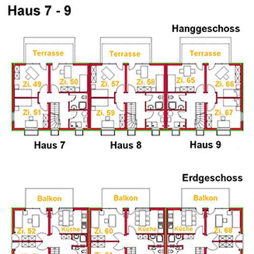 Grundriss Haus 07-09