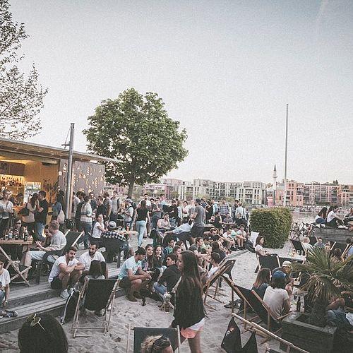 Strandbar Konstanz Veranstaltung