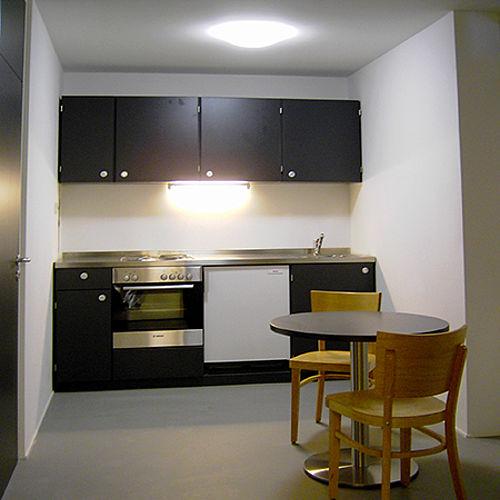 Küche Doppelappartement