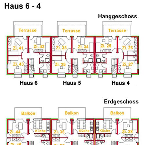 Grundriss Haus 04-06
