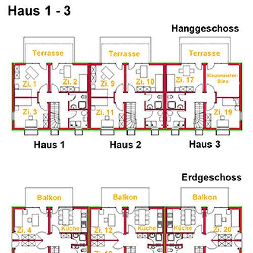 Grundriss Haus 01-03