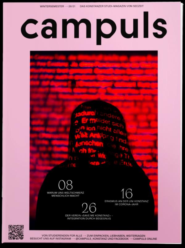 Campuls-Cover Wintersemester 20/21