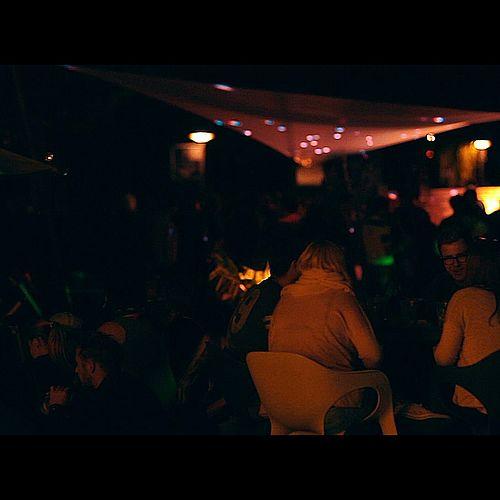 Strandbar Konstanz Abend