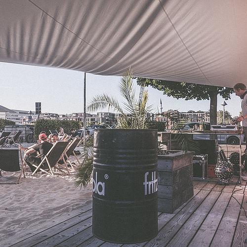 Strandbar Konstanz Open Air Live DJ Act